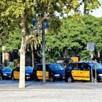 Такси из аэропорта Барселоны и тарифы на услуги