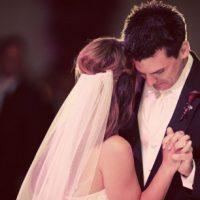 Ах, эта свадьба и первый танец…